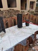 佛山雨水收集系统大沥镇伯奇学校设计